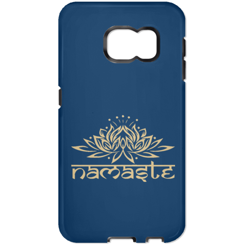 Gold Namaste Phone/Ipad Cases - Lyghtt