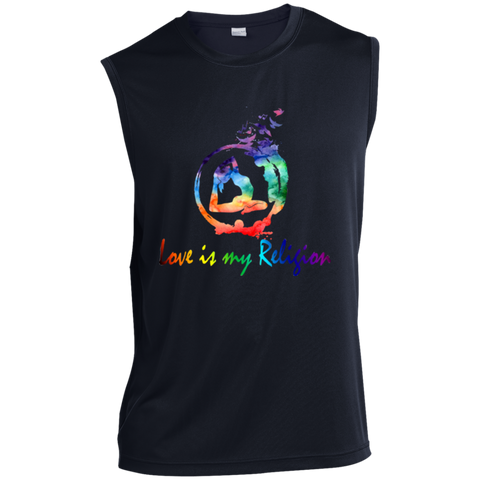 Limited Edition Love is My Religion Girl Apparel MEN - Lyghtt