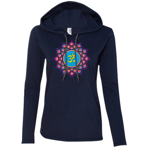 Om Lotus Flower Apparel LADIES - Lyghtt