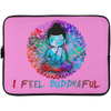 Image of I Feel Buddhaful Little Monk Phone Case - Lyghtt