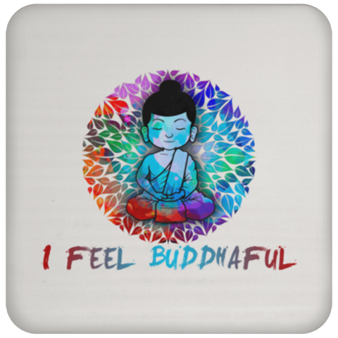 I Feel Buddhaful Little Buddha Drinkware - Lyghtt