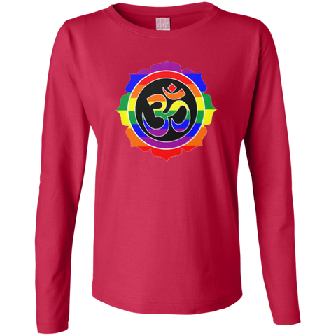 Om Rainbow Apparel LADIES - Lyghtt