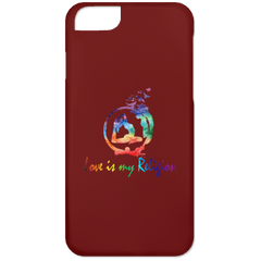 Love is My Religion Girl Phone/Ipad Cases