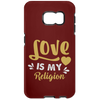 Image of Love Is MY Religion Phone/Ipad Cases - Lyghtt