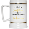 Image of Today's Good Mood Is Sponsored By Meditation Drinkware - Lyghtt