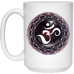 Purple Lotus Mugs & Drinkware