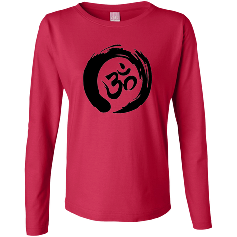 Om Ancient Symbol Apparel LADIES - Lyghtt