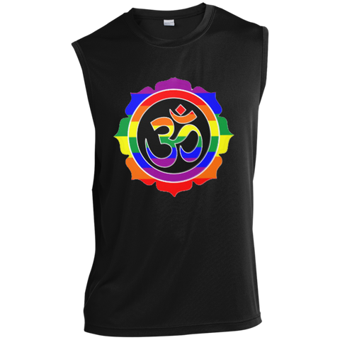 Rainbow Om Apparel MEN - Lyghtt
