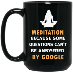 Some Questions Can't Be Answered By Google Mugs & Drinkware - Lyghtt