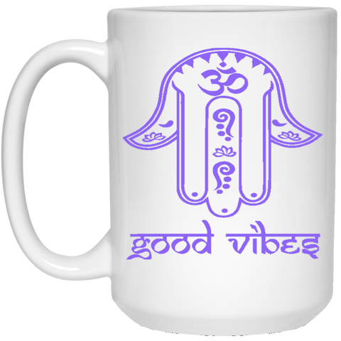 Purple Good Vibes Drinkware - Lyghtt