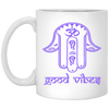 Image of Purple Good Vibes Drinkware - Lyghtt