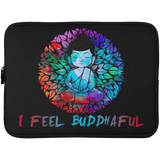 I Feel Buddhaful Little Monk Phone Case - Lyghtt