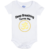 Image of Deep Breathing Babies Bib & Onesie - Lyghtt