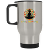 Image of Limited Edition I Feel Buddhaful Girl Drinkware - Lyghtt