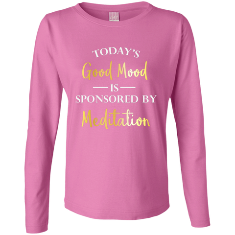 Today's Good Mood is Sponsored By Meditation Women Apparel - Lyghtt