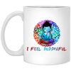Image of I Feel Buddhaful Little Buddha Drinkware - Lyghtt