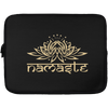 Image of Gold Namaste Phone/Ipad Cases - Lyghtt