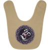 Image of Purple Lotus Baby Bib & Onesie - Lyghtt