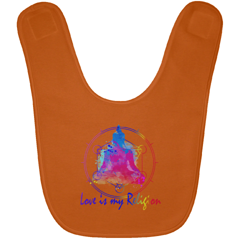 Love is Buddha Baby Bib & Onesie - Lyghtt