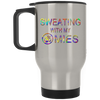 Image of Sweating With My Ommies Mugs & Drinkware - Lyghtt