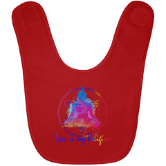 Love is Buddha Baby Bib & Onesie