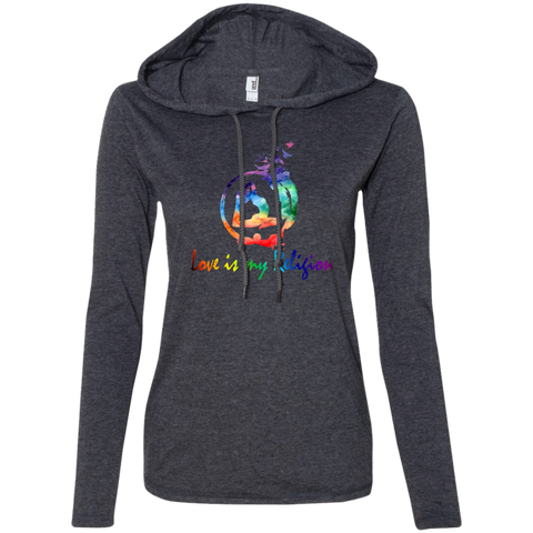 Limited Edition Love Is My Religion Apparel LADIES - Lyghtt