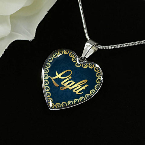 Light Heart Style Charm Necklace