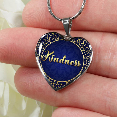 Kindness Heart Style Necklace - Lyghtt