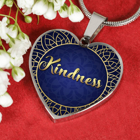 Kindness Heart Style Necklace