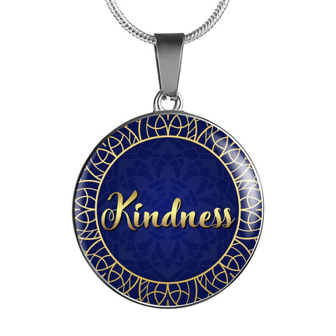 Kindness Circle Style Necklace - Lyghtt