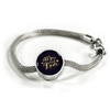Image of All you need is love circle charm bracelet - Lyghtt