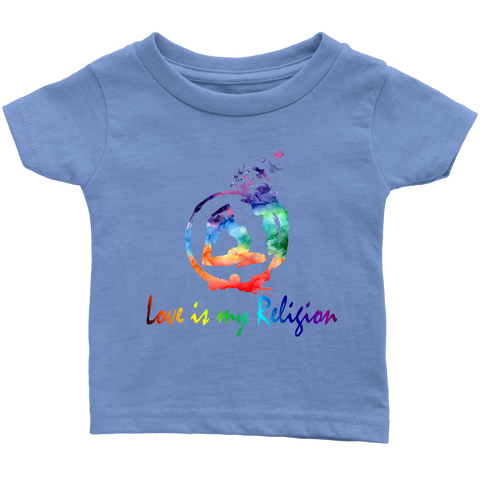 Love Is My Religion For Babies & Kids - Lyghtt