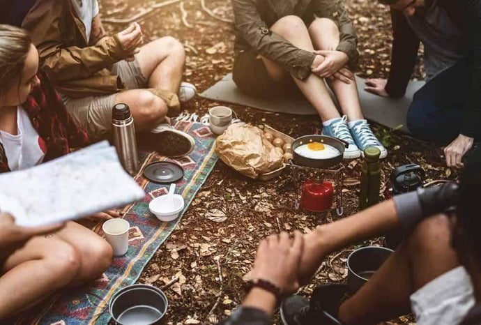 5 Food Tips for Camping and Hiking