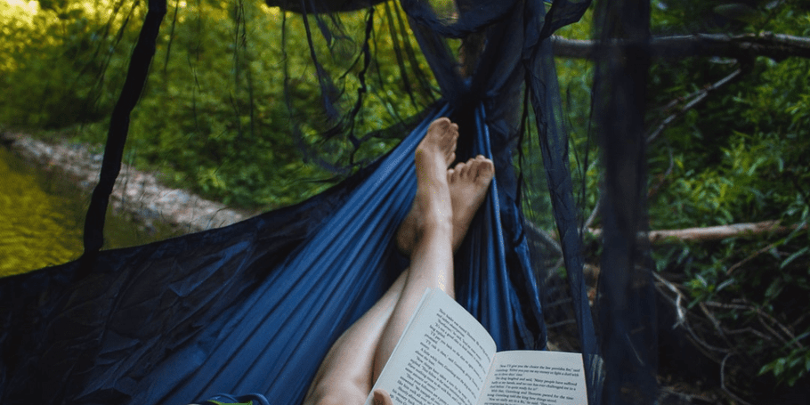 How to set up a hammock like a pro