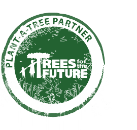 Official Partnership with Trees For The Future