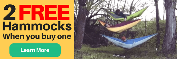 buy one hammock get two free