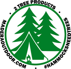 Products that plant 2 trees | maderaoutdoor.com | best camping products | why don't all outdoor companies do this?