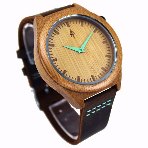 Apache Pine Wooden Watches Large - 45mm Case The Original - Bamboo Wooden Watch madera outdoor hammock companies that plant trees best camping hammocks cheap camping hammocks cheap hammocks cheap backpacking hammocks