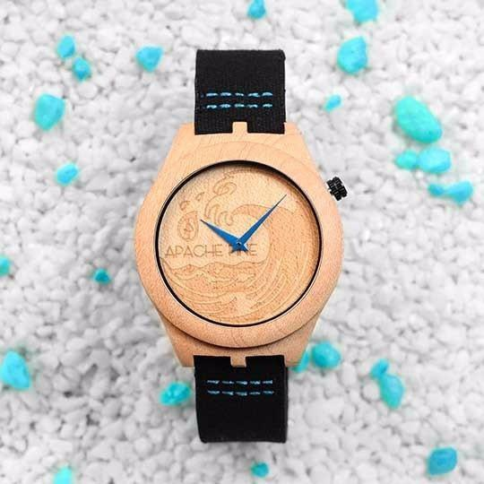 apache pine wooden watches the wake   maple wooden watch madera outdoor hammock  panies that plant     wooden watches  u2022 waterproof   madera outdoor  rh   maderaoutdoor