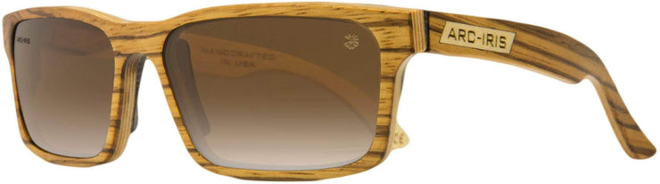 Arc-Iris Wood Sunglasses, Wood Eyewear, Sunglasses Zebrawood Aircraft / Carl Zeiss Brown Gradient / Medium-140mm HYBRID PRIME madera outdoor hammock companies that plant trees best camping hammocks cheap camping hammocks cheap hammocks cheap backpacking hammocks