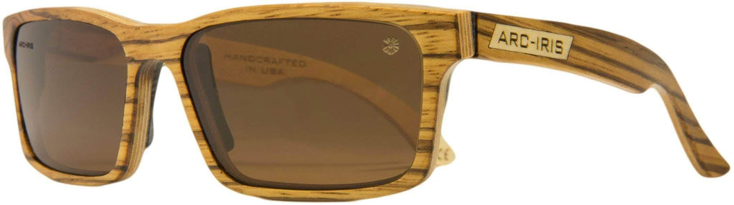 Arc-Iris Wood Sunglasses, Wood Eyewear, Sunglasses Zebrawood Aircraft / Carl Zeiss Brown Polarized / Medium-140mm HYBRID PRIME madera outdoor hammock companies that plant trees best camping hammocks cheap camping hammocks cheap hammocks cheap backpacking hammocks