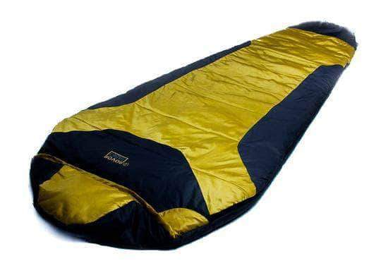 Your choice of Sleeping Bag