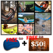 Madera Outdoor Funnel Builder Products $39 Hammock with Pillow + $50 Gift Card (Special Offer)