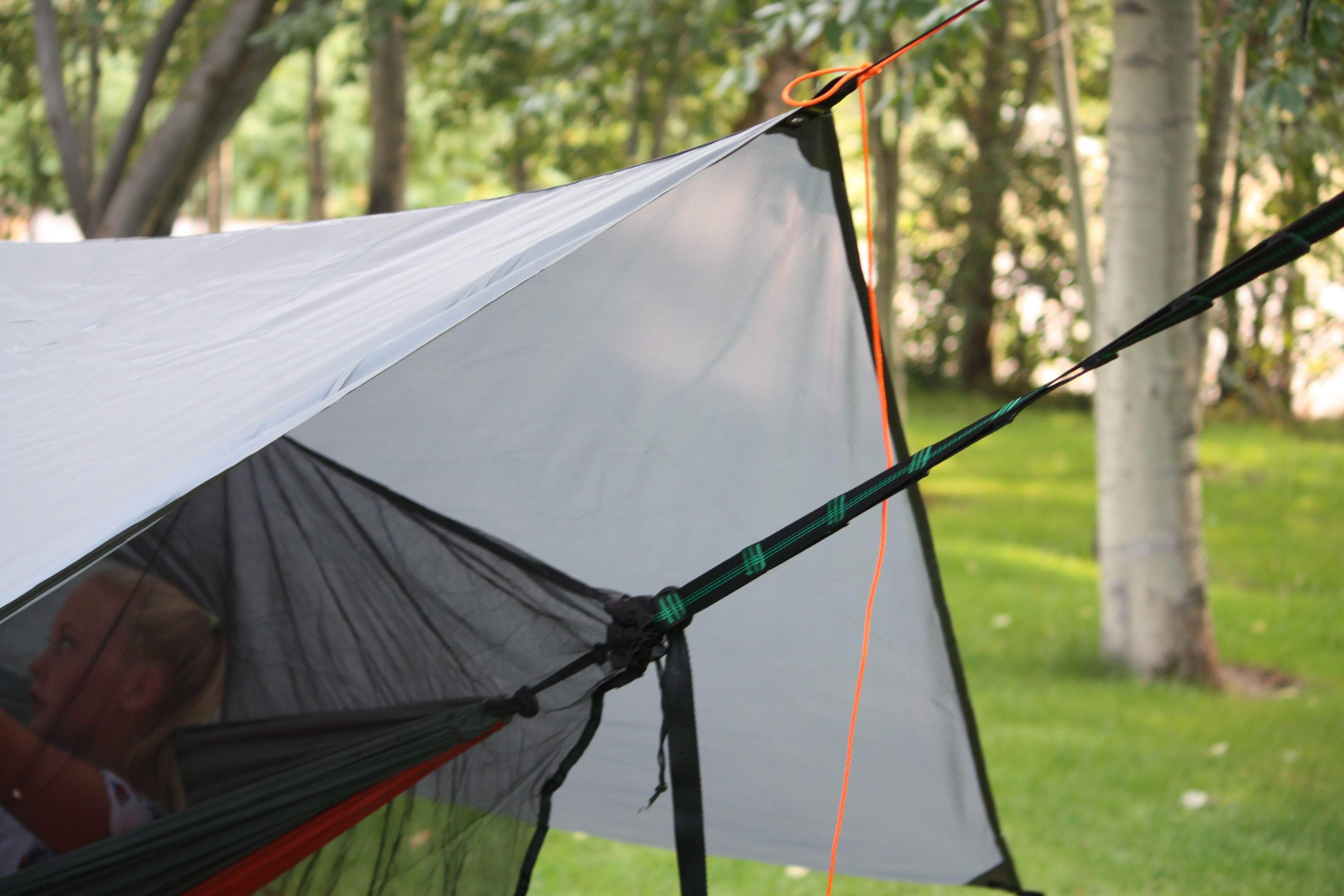 madera outdoor funnel builder products  59 tarp    bo madera outdoor hammock  panies that plant     hammock tarp  u0026    bo  stay  fy and protected from rain and      rh   maderaoutdoor