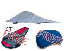 Madera Outdoor  Funnel Builder Products Light Grey $200 off Tree tent + Free Sleeping Bag & Pillow madera outdoor hammock companies that plant trees best camping hammocks cheap camping hammocks cheap hammocks cheap backpacking hammocks