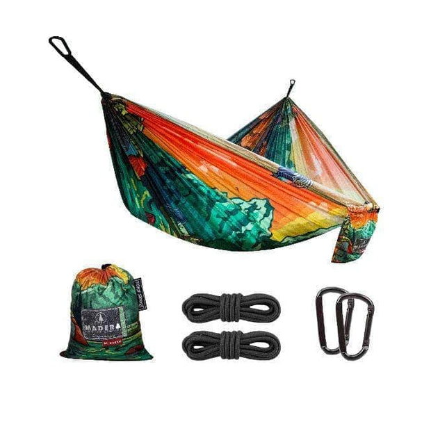 Madera Outdoor Hammock El Zorro Art Hammock madera outdoor hammock companies that plant trees best camping hammocks cheap camping hammocks cheap hammocks cheap backpacking hammocks