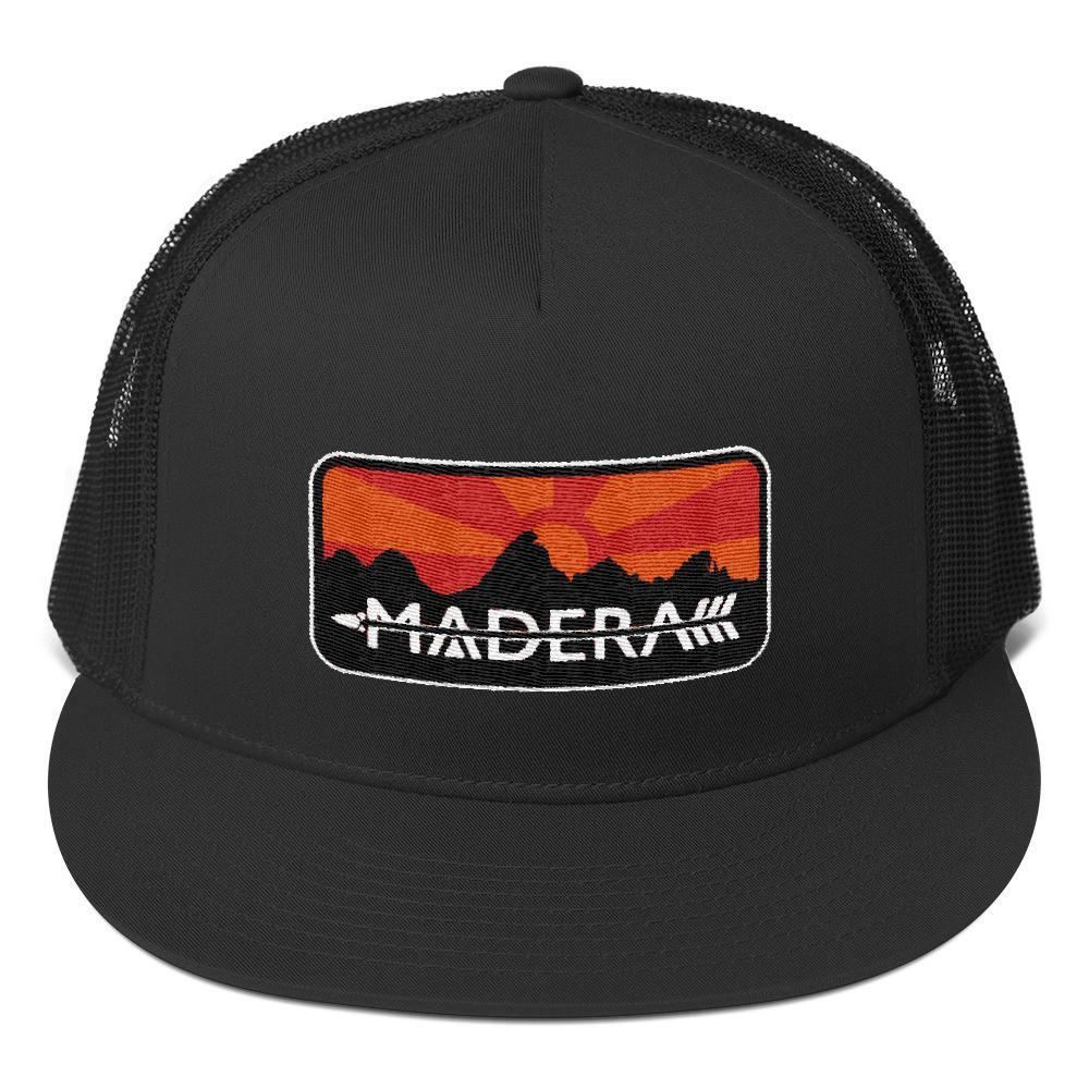 ... Madera Outdoor Hats Black Patch Trucker Cap madera outdoor hammock  companies that plant trees best camping ... fa5307c391d