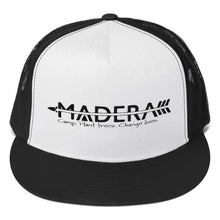 Madera Outdoor  Hats Black/ White/ Black Trucker Cap madera outdoor hammock companies that plant trees best camping hammocks cheap camping hammocks cheap hammocks cheap backpacking hammocks