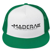 Madera Outdoor  Hats Kelly/ White/ Kelly Trucker Cap madera outdoor hammock companies that plant trees best camping hammocks cheap camping hammocks cheap hammocks cheap backpacking hammocks
