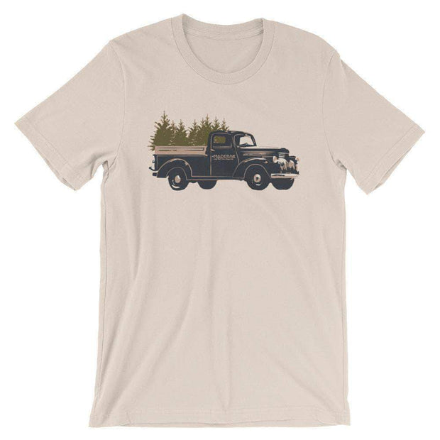 Madera Outdoor Loyalty Program Desert Sand / S Seed Points Truck Tree-shirt